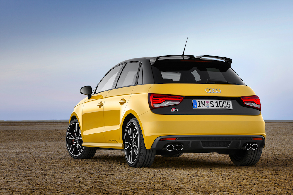 new audi s1 quattro specs and photos engagesportmode. Black Bedroom Furniture Sets. Home Design Ideas