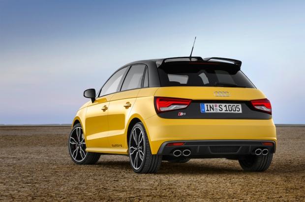2014 Audi S1 quattro Sportback 007