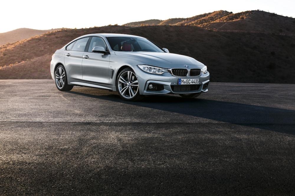 2014 BMW 4 Series Gran Coupé 001