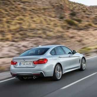 2014 BMW 4 Series Gran Coupé 005