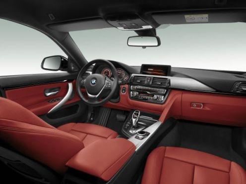 2014 BMW 4 Series Gran Coupé Interior 001