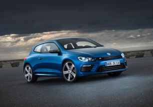 All new Scirocco R. Kind of.