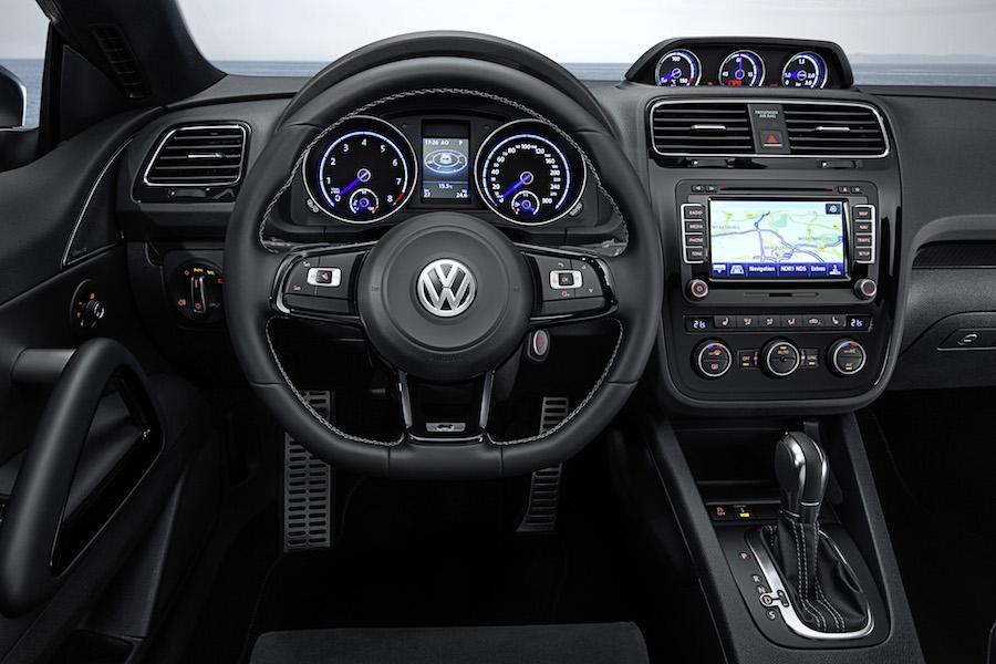 2014 Volkswagen Scirocco R Interior 005