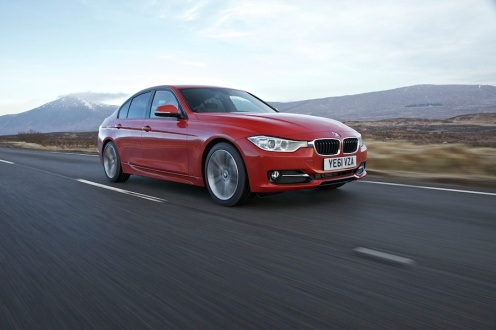 3 Series Saloon