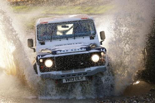 Land Rover Defender Challenge by Bowler 003