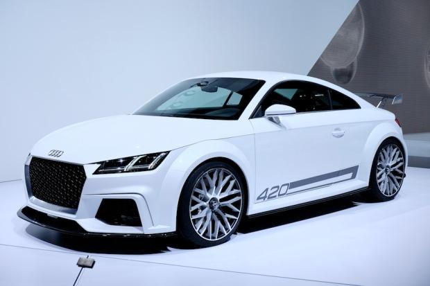 2014 Audi TT quattro sport concept 003