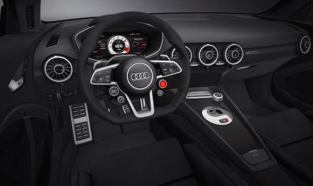 2014 Audi TT quattro sport concept 005