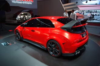 At least 280 bhp for the Type R's VTEC turbo.
