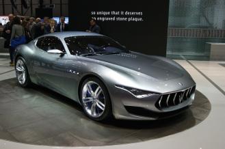 Gran Turismo replacement? Maserati's Alfieri concept