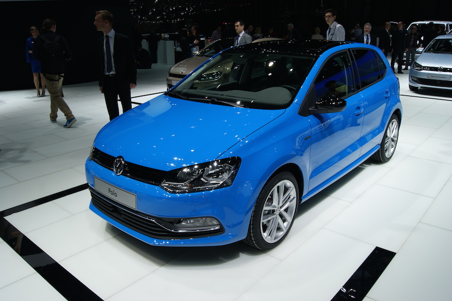 2014 Vw Polo Engagesportmode