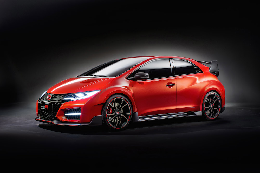 2014 Honda Civic Type R Concept 001