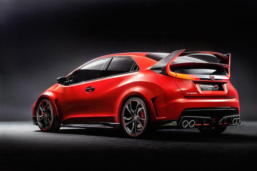 2014 Honda Civic Type R Concept 003 Engagesportmode