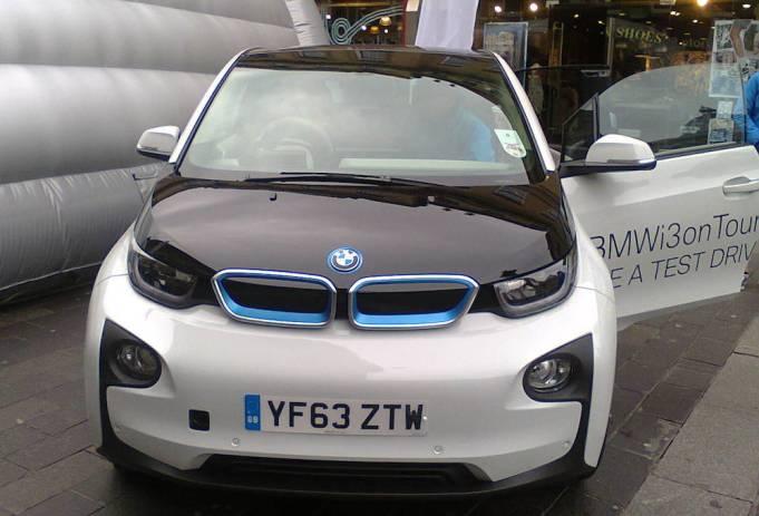 BMW i3 Newcastle 002