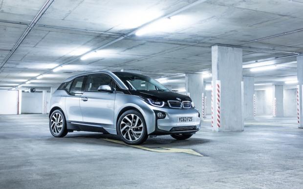 BMW i3 UK