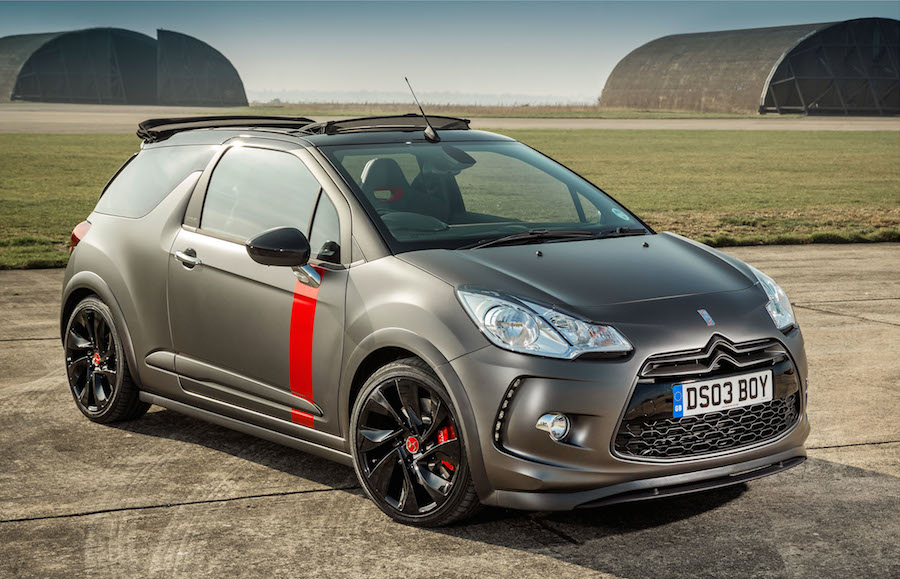 Citroen DS3 Racing Cabrio 004