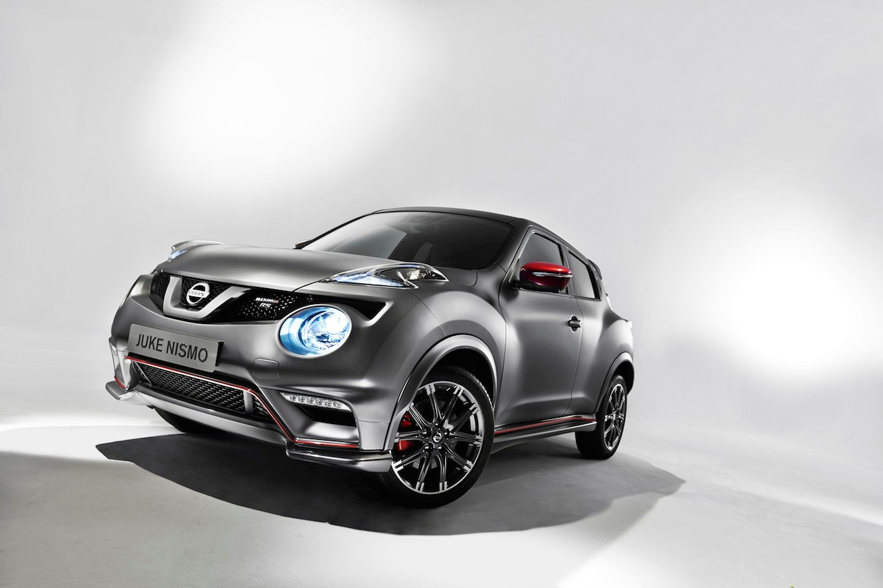 geneva 2014 nissan juke nismo rs photos and details. Black Bedroom Furniture Sets. Home Design Ideas