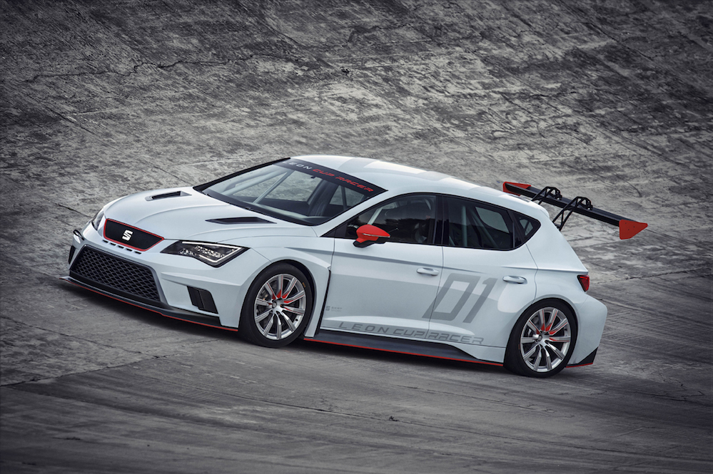 seat leon eurocup racer a seriously good looking race car engagesportmode. Black Bedroom Furniture Sets. Home Design Ideas