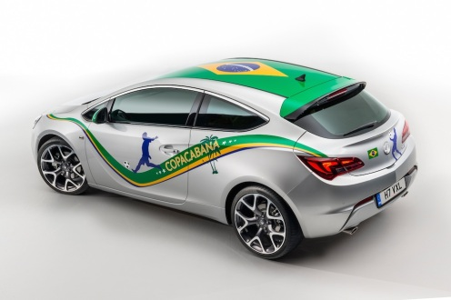 Opel Astra GTC Copacabana