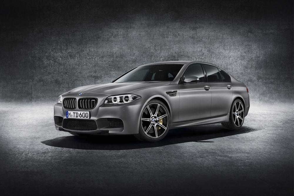 2014 BMW M5 30 Jahre Edition 01