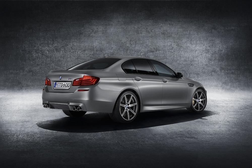 2014 BMW M5 30 Jahre Edition 02