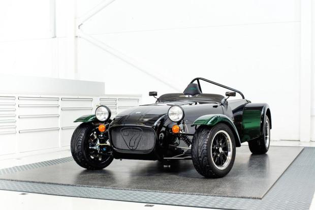 2014 Caterham Seven 250R Kamui Edition 01