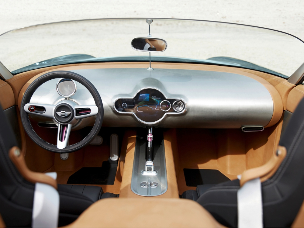 2014 MINI Superleggera™ Vision Interior 001
