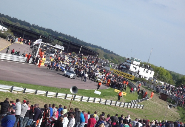 Thruxton BTCC 2014 Header