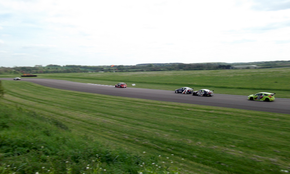 Thruxton BTCC 2014 - Race Two 02