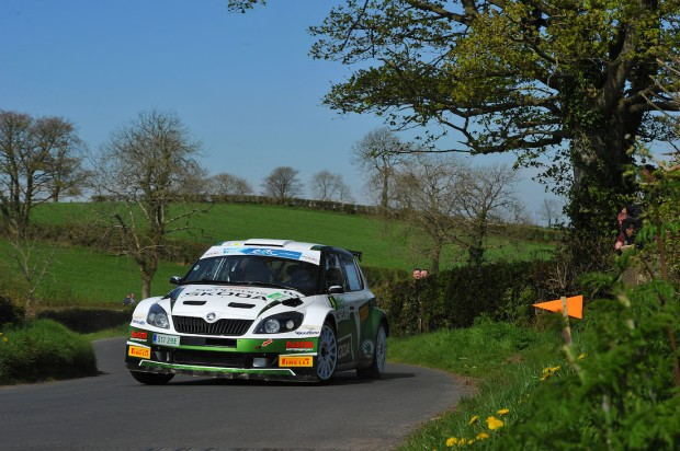 Neil Simpson - 2014 Jim Clark Rally - via headlineauto.co.uk