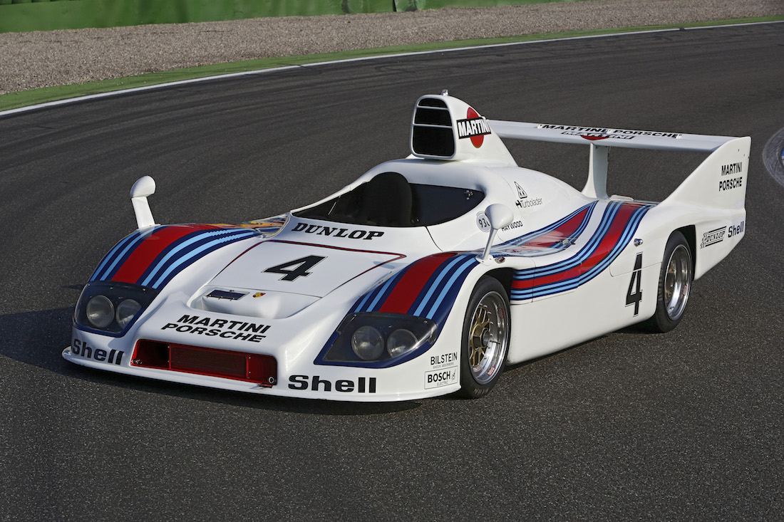 Porsche 911 Martini Racing Edition Details And Photos
