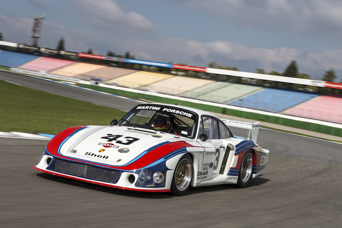 Car Manufacturers Ownership >> Porsche 911 Martini Racing Edition – Details and Photos | EngageSportMode