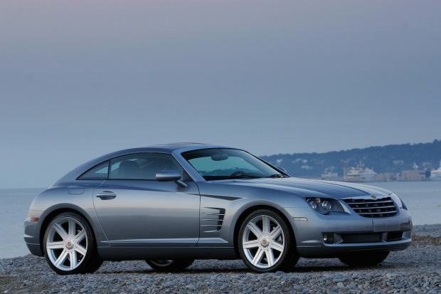 2004 Chrysler Crossfire Coupe 001