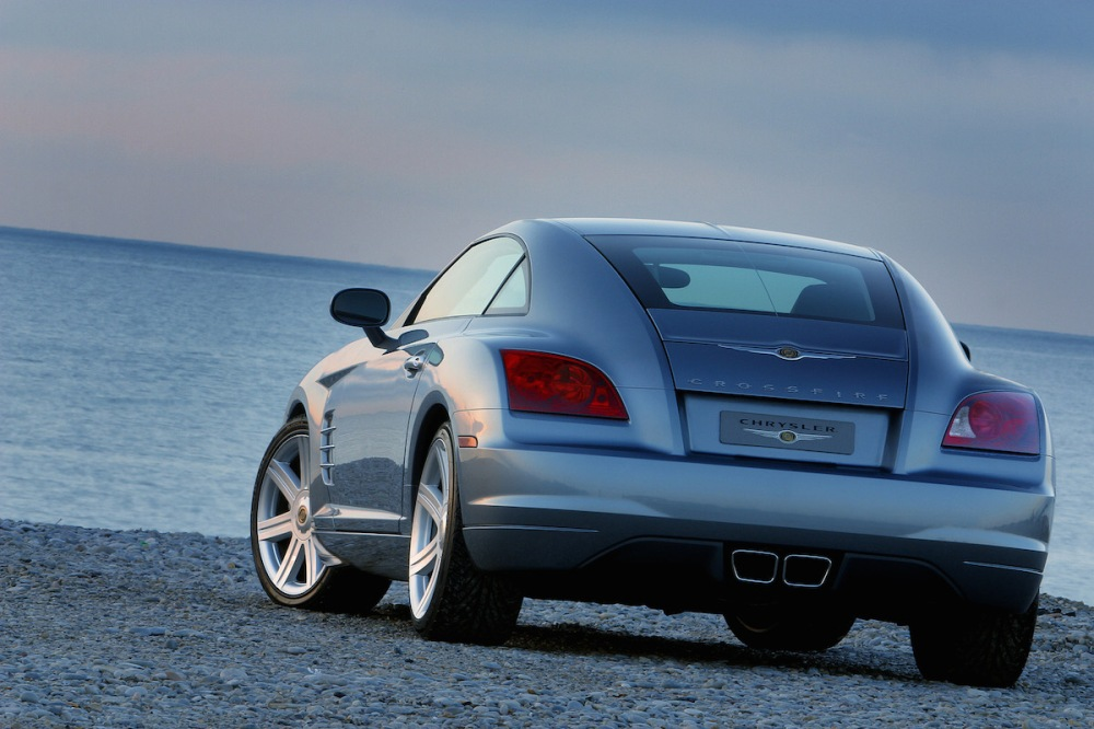2004 Chrysler Crossfire Coupe 002