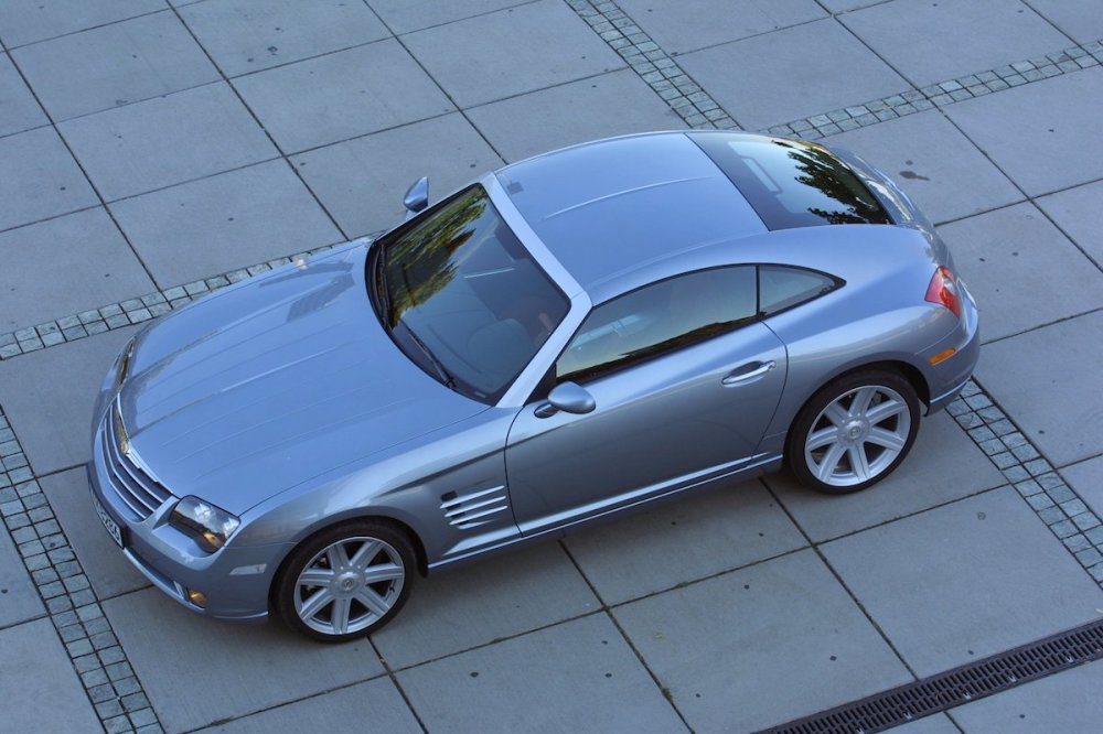 2004 Chrysler Crossfire Coupe 003