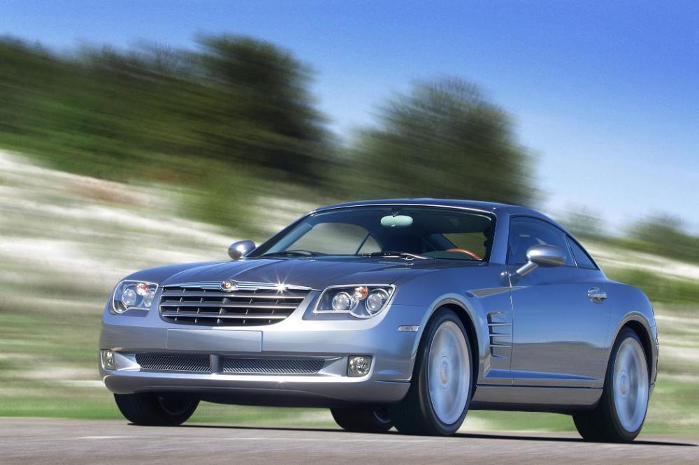 2004 Chrysler Crossfire Coupe 004