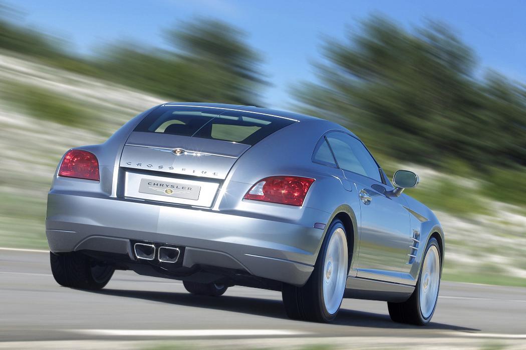 05 Chrysler crossfire mpg