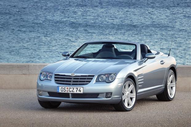 2004 Chrysler Crossfire Roadster 001