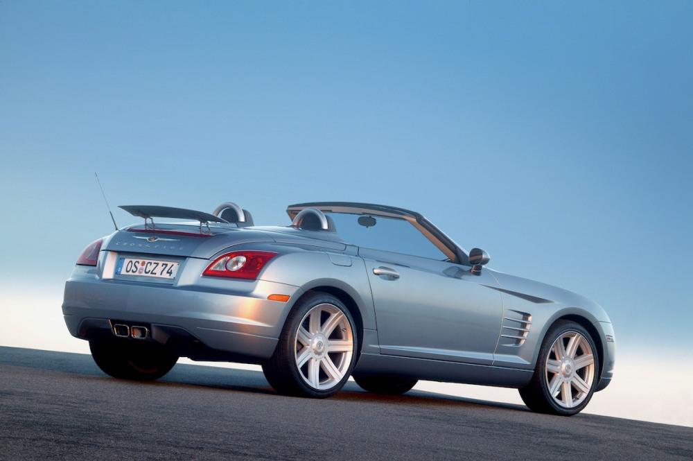 2004 Chrysler Crossfire Roadster 002