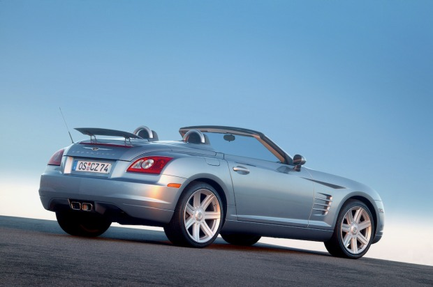 2004 Chrysler Crossfire Roadster 002