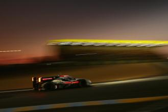 Lap times tumble as cooler night air increases performance