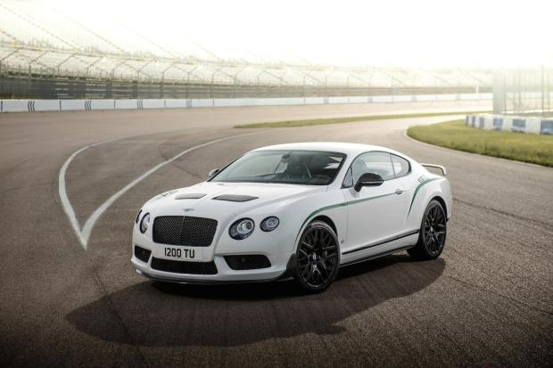 2014 Bentley Continental GT3-R 01