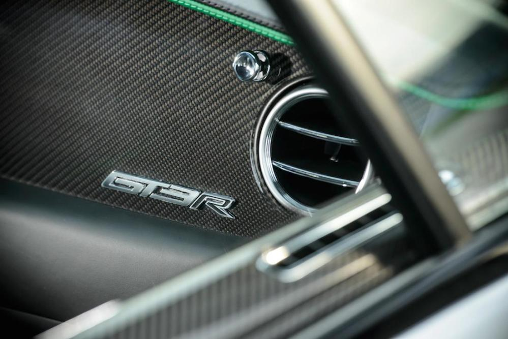 2014 Bentley Continental GT3-R Interior 09