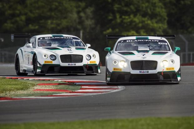 2014 Bentley Continental GT3 Race Car 01