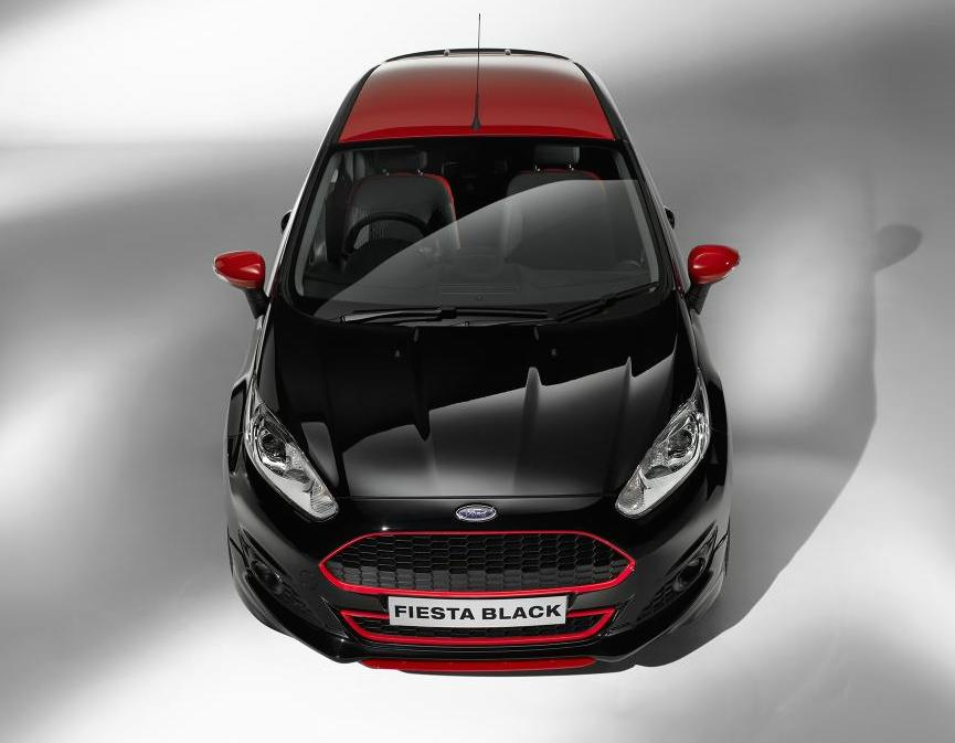 ford zetec s red black special editions engagesportmode. Black Bedroom Furniture Sets. Home Design Ideas