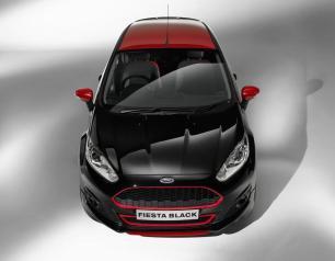2014 Ford Fiesta Zetec S Black Edition 001