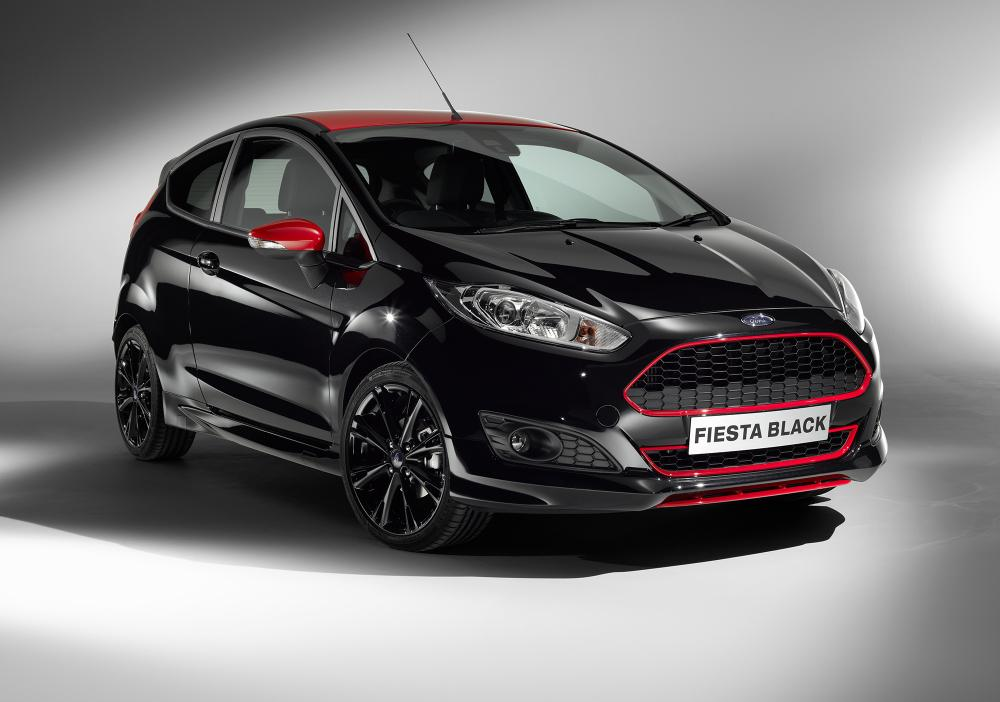 2014 Ford Fiesta Zetec S Black Edition 04