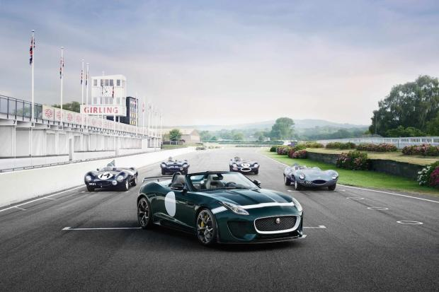 2014 Jaguar F-Type Project 7 06