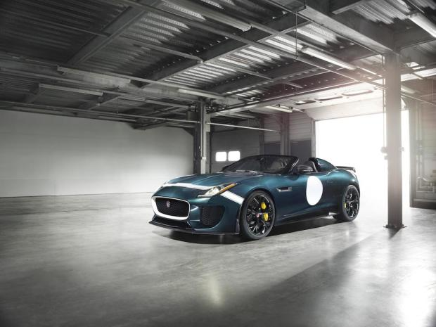 2014 Jaguar F-Type Project 7 07