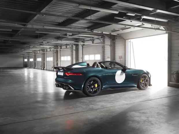 2014 Jaguar F-Type Project 7 08
