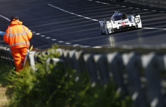 2014 Le Mans #14 Porsche 919 Hybrid Race 01